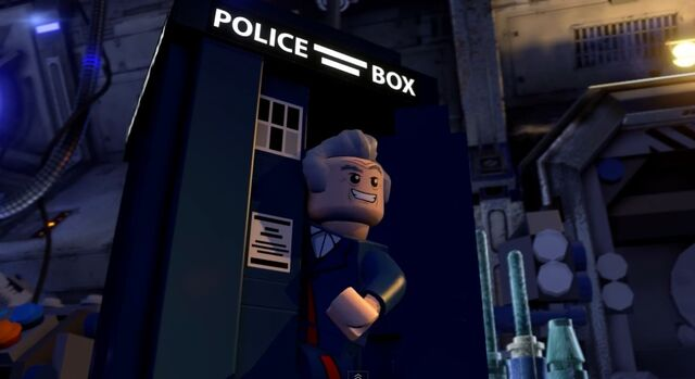 File:Lego Dimensions Twelfth Doctor in TARDIS.jpg