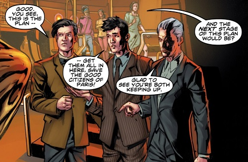 File:Four Doctors 10, 11, 12 Two.jpg