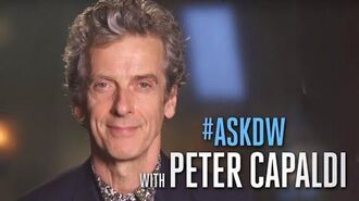 AskDW with Peter Capaldi - Revisiting Classic DW - Doctor Who on BBC America