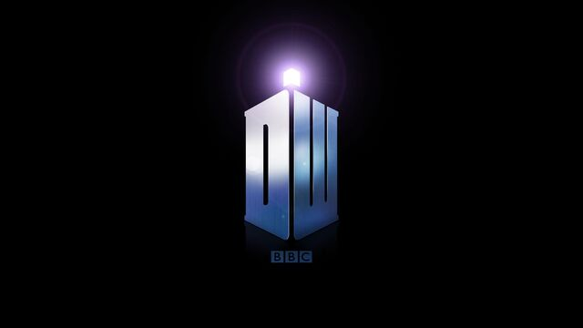 File:DW logo in the shape of the TARDIS.jpg