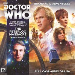 The Peterloo Massacre (audio story)