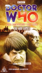File:The War Games 40thanniv VHS Australian cover.jpg