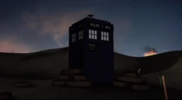 Time Zones TARDIS