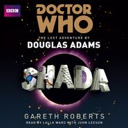 Shada audiobook cover