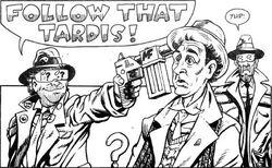Follow That TARDIS