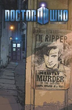 The Ripper (graphic novel)
