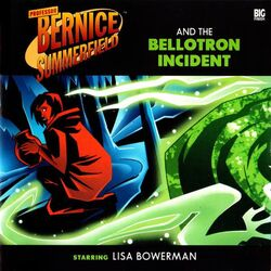 The Bellotron Incident cover