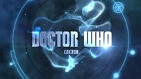 Doctor Who Series 8 Logo
