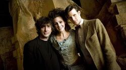 """Neil Gaiman on his Doctor Who episode, """"The Doctor's Wife"""