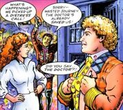 DWM 312 The One Doctor 6 and Mel