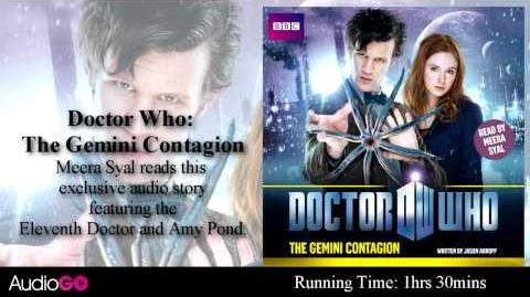 Doctor Who The Gemini Contagion ~ audiobook and mp3 download