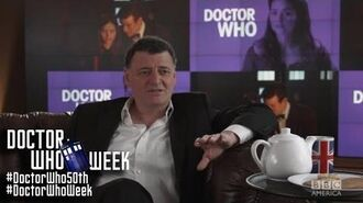 Doctor Who's STEVEN MOFFAT Answers 3 Questions... - BBC America