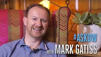 "AskDW with Mark Gatiss 2- ""A Female Master"" - Doctor Who on BBC America"