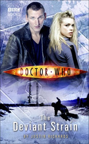 Image result for doctor who the deviant strain