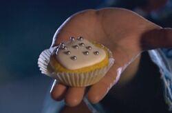 Ball bearings you can eat, genius