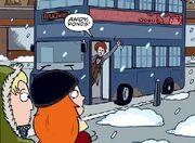 Bus Replacement TARDIS