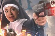 River as Sister Cantica