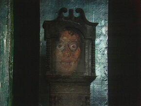 DA Master face in clock