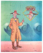 Nelvana Doctor Who 2