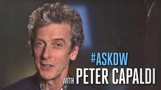 AskDW with Peter Capaldi - Peter as the Master? - Doctor Who on BBC America