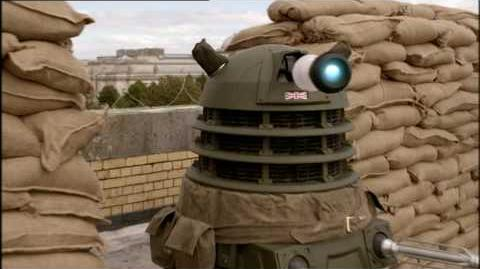Doctor Who - Victory of the Daleks trailer - BBC One