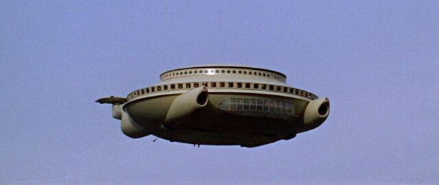 File:Dalek saucer Daleks' Invasion.jpg