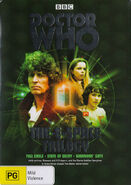 The E-Space Trilogy DVD Australian cover