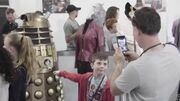 Danny Hargreaves talks special effects up on the set of Doctor Who