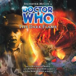 The Dark Flame cover