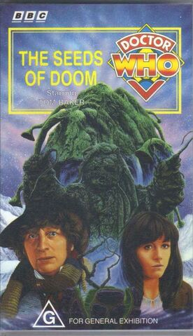 File:The Seeds of Doom VHS Australian cover.jpg