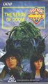 The Seeds of Doom VHS Australian cover