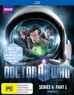 DW S6 P1 2011 Blu-ray Au
