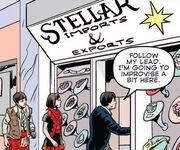Stellar Imports & Exports