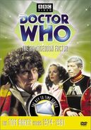 The Armageddon Factor DVD US cover