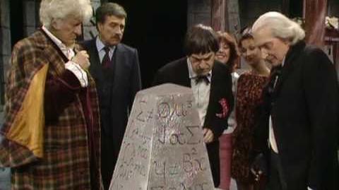 The Doctors Reunite - The Five Doctors - BBC