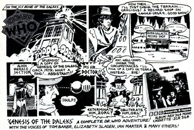 File:DWM 28 Genesis of the Daleks ad.jpg