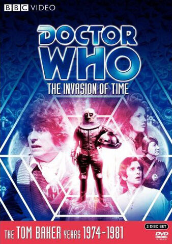 File:The Invasion of Time DVD US cover.jpg