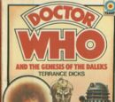 Doctor Who and the Genesis of the Daleks (novelisation)