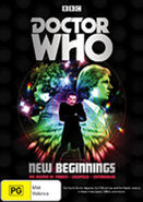 New Beginnings DVD box set Australian cover