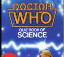 Doctor Who Quiz Book of Science