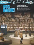DWDVDF FB 137 Vote Dalek!