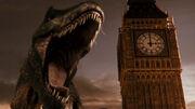 Dinosaur Deep Breath
