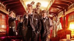 Introduction to Mummy on the Orient Express - Doctor Who Series 8 Episode 8 (2014) - BBC One