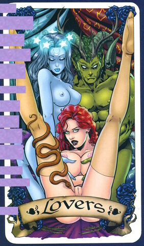File:THe Loverse and Tarot Issue 40.jpg