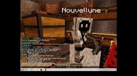 Minecraft Loka Server - You will live forever Pallet!