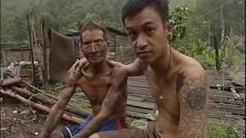 Vanishing Tattoos of Borneo - Bejalai