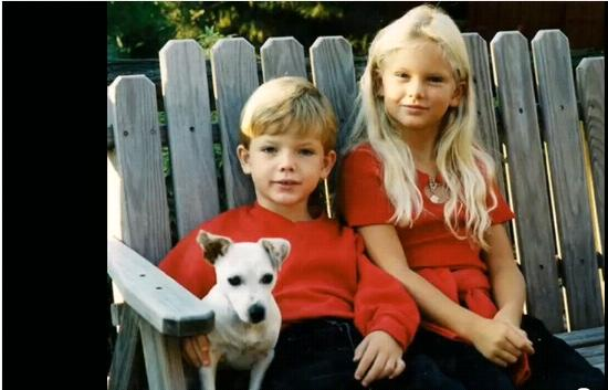 File:Taylor and Austin cute kids with dog.jpg