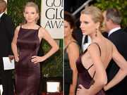 Taylor at Golden Globes looking nice 2