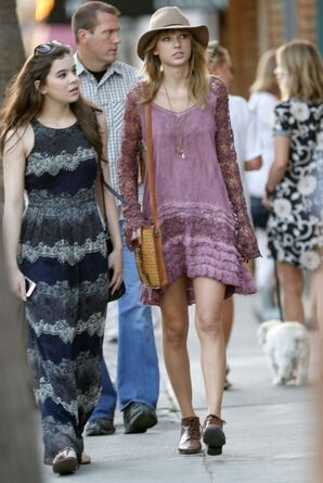 Steinfeld-and-Swift-Shopping-Spree