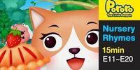 Pororo Nursery Rhymes Full Episodes 11 to 20